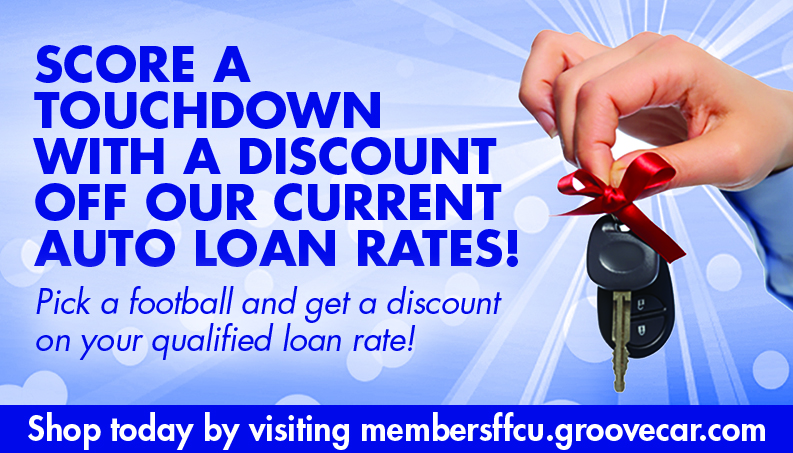 discount on auto Loan